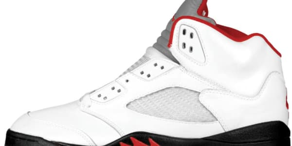 b268786c 'Fire Red' Air Jordan 5s Are Reportedly Returning in 2020. '