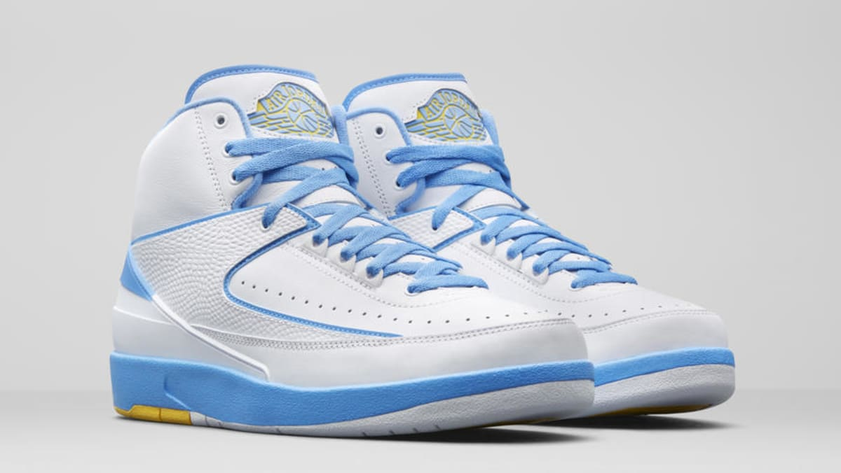 sale retailer 5a017 40621 Air Jordan 2 II Melo 2018 Release Date 385475-122   Sole Collector