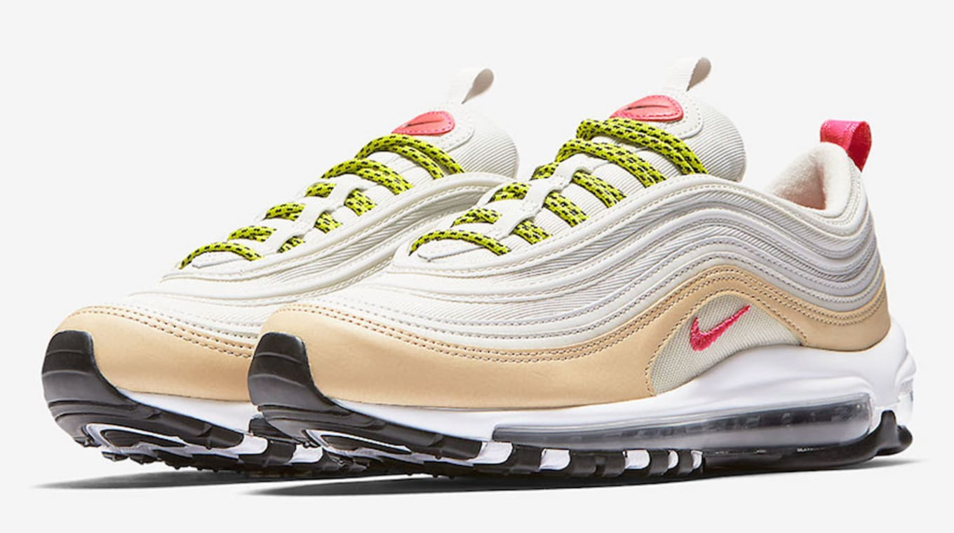 A Vibrant New Colorway of The Air Max 97 Coming Fall 2017