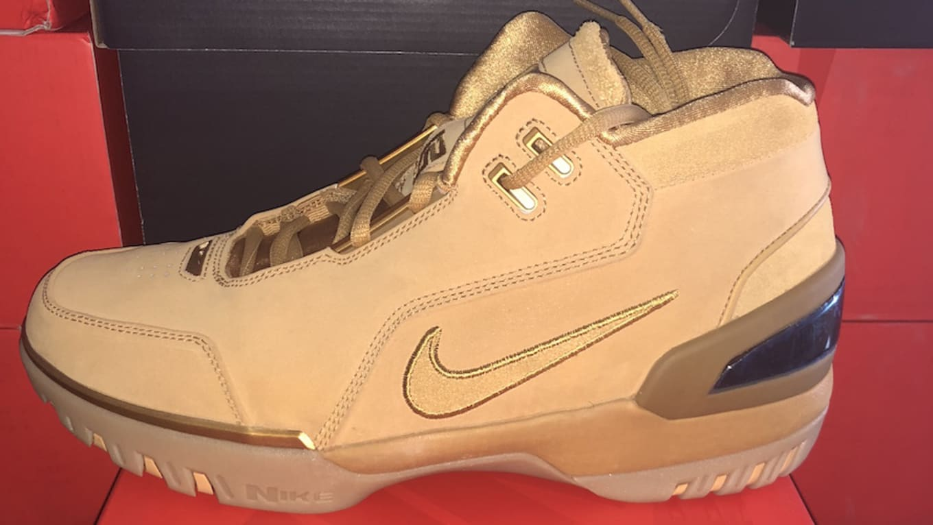 2f7fa6d9606f Nike Air Zoom Generation  Wheat  Retro