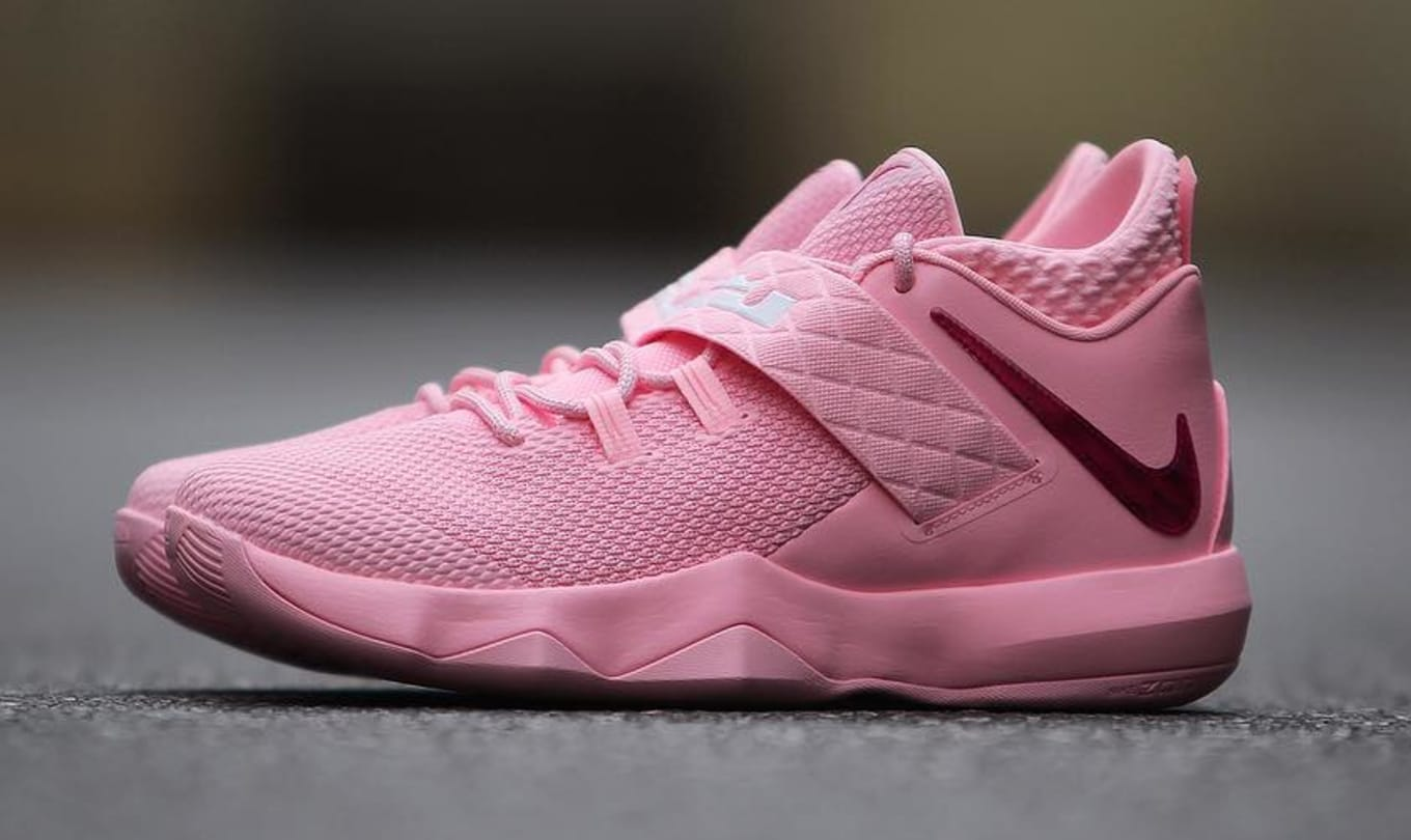 Nike LeBron Ambassador 10 Kay Yow Images  Sole Collector