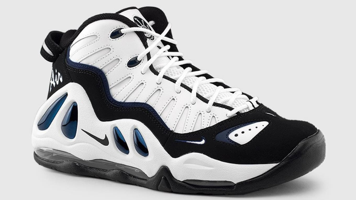 timeless design c36b4 7443b Nike Air Max Uptempo 97  College Navy