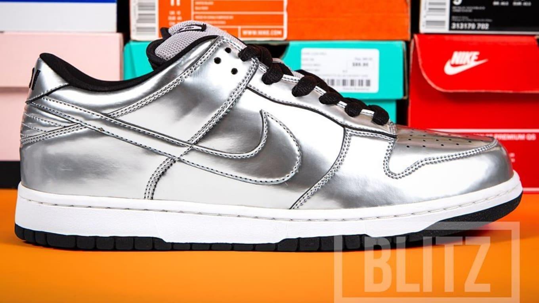 new style a9955 78e94 The Unreleased De La Soul x Nike SB 'AOI: Bionix' Has ...