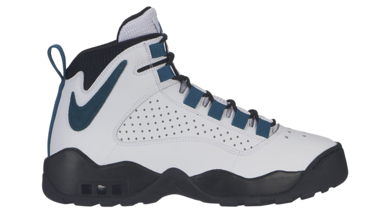 check out a2b15 a596b Nike Air Darwin  White Teal Black  AJ9710-100 Release Date   Sole ...