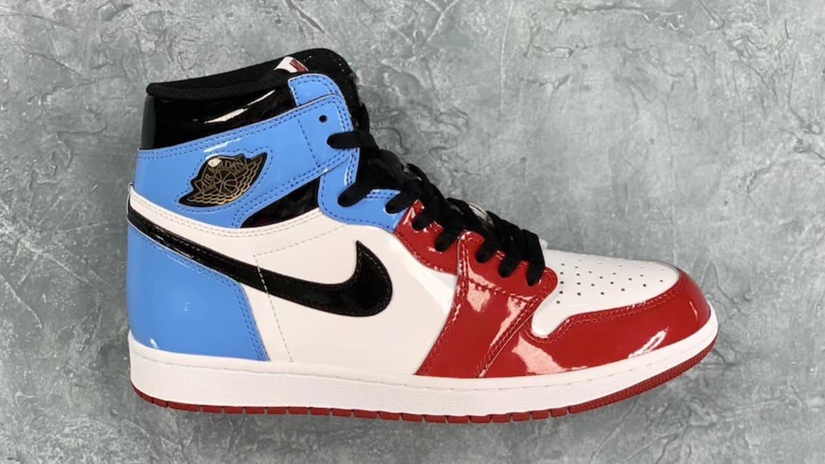 Upcoming Air Jordan 1 Celebrates Michael Jordan's Transition from UNC to Chicago