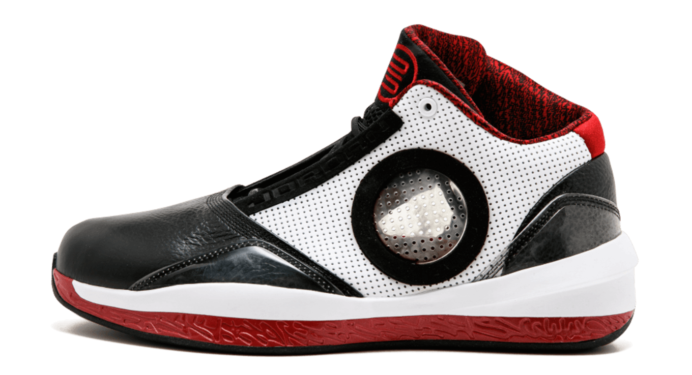 4080d8ef7f681a Air Jordan 2010  Black Varsity Red