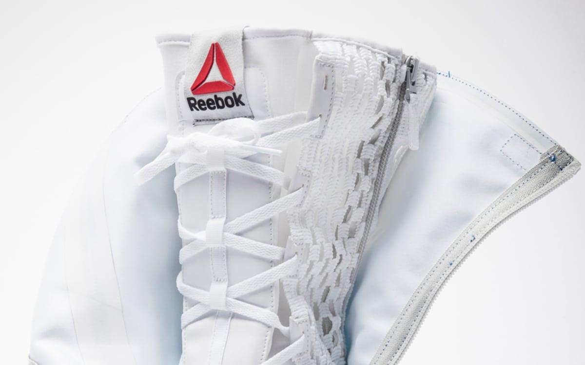 Reebok Space Boots Astronauts