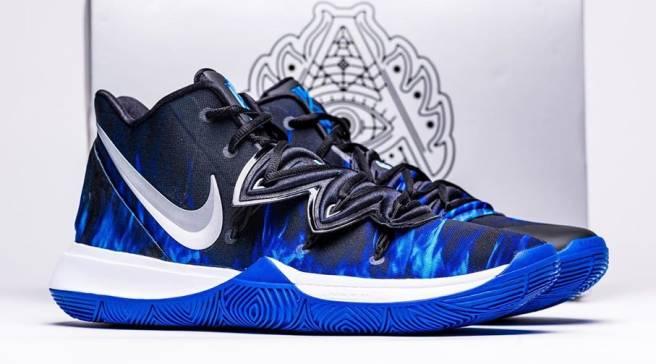 275f0cb4623 Duke Blue Devils Get More Kyrie 5 PEs