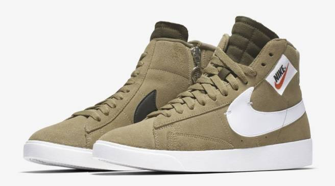 the best attitude 9e1be f1806 Women s Exclusive Nike Blazer Pack Takes Cues From Virgil Abloh s Off-White