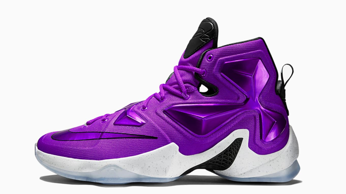 cheap for discount 000e3 b731e Nike LeBron Lakers Colorways | Sole Collector