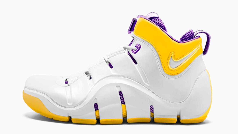 24185b0cacb25 Nike LeBron Lakers Colorways