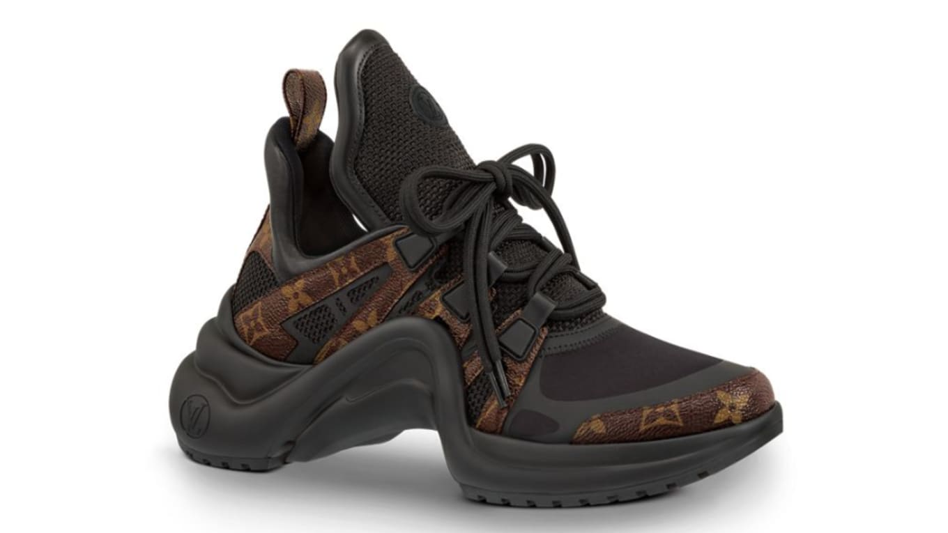 742a506ca5286 Louis Vuitton Releasing the Archlight Sneaker for  1090.