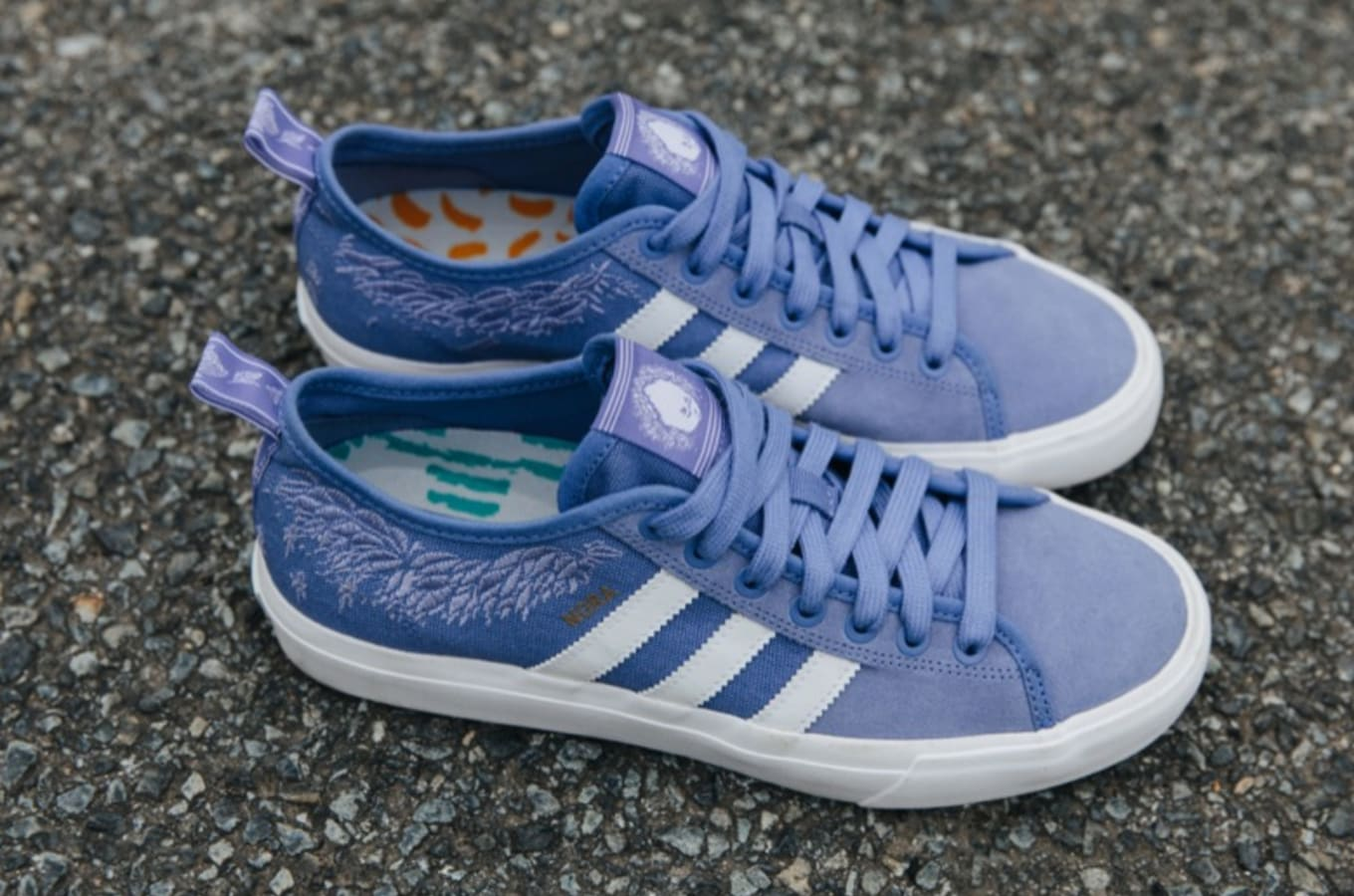 8b2c21da26a Pro Skater Puts Her Spin on Adidas Silhouette