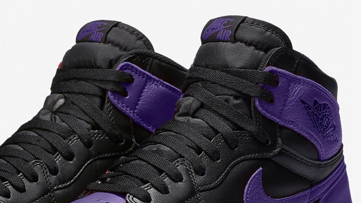 New 'Court Purple' Air Jordan 1s Could Release in 2020
