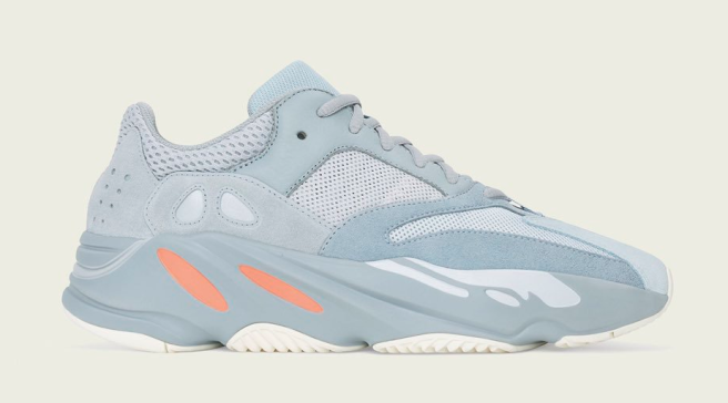 sports shoes ad996 c2b34 Official Release Date for the Inertia Adidas Yeezy Boost 700