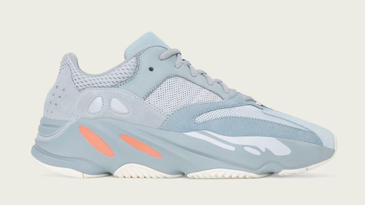 97673bb9569 Adidas Yeezy Boost 700 Inertia Release Date
