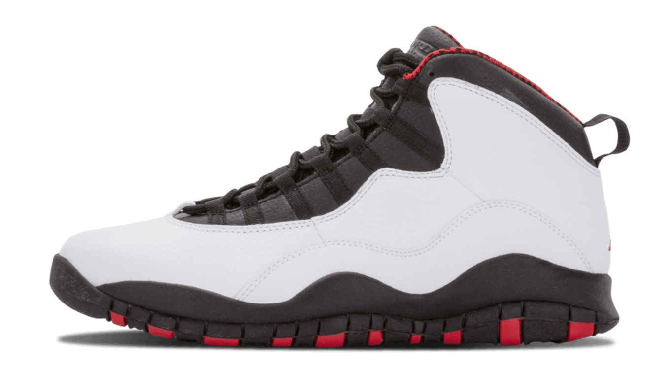 quality design af46e fbad8 Air Jordan 10  Chicago