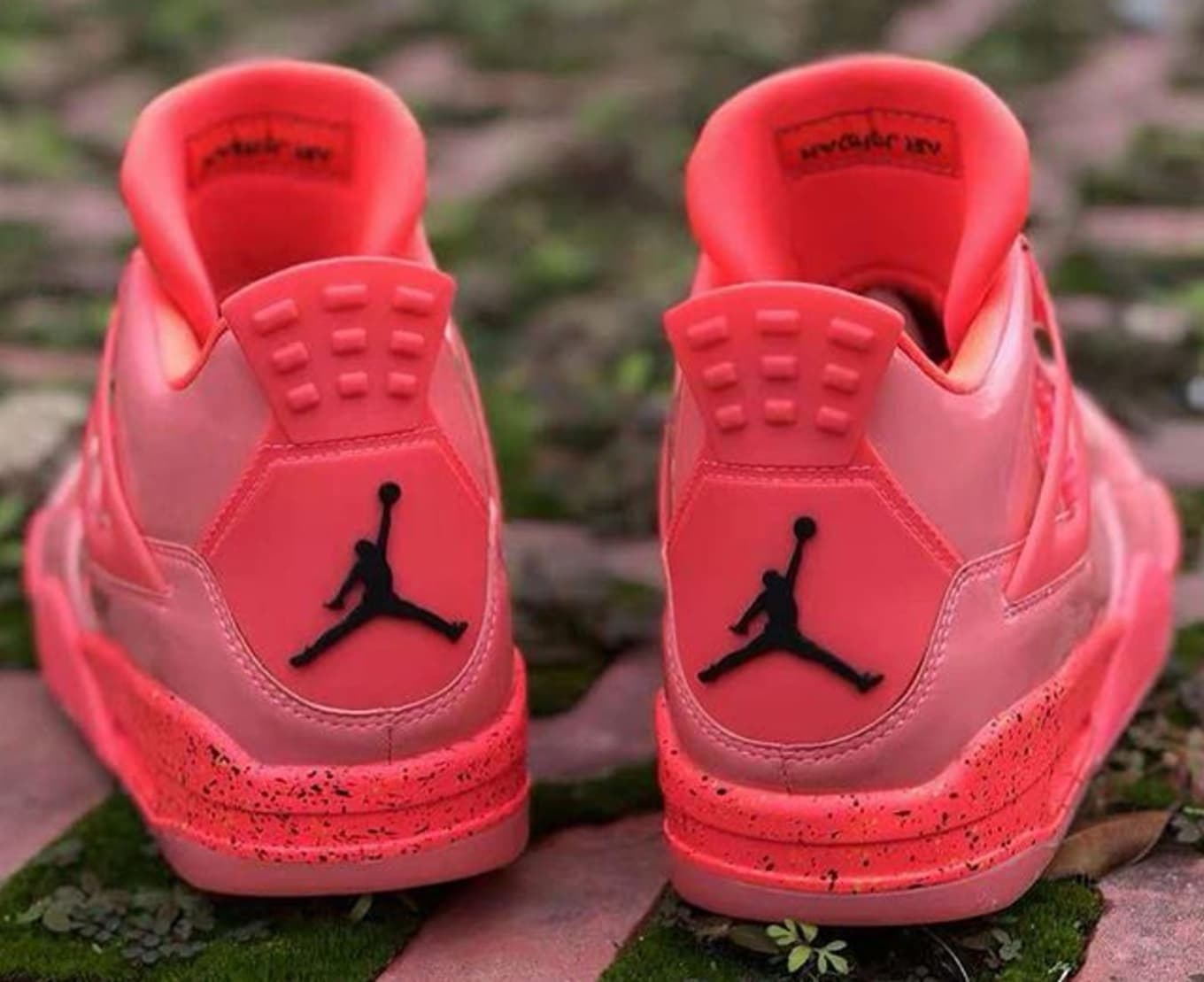 41f9d730134c WMNS Air Jordan 4 NRG 'Hot Punch' Release Date | Sole Collector