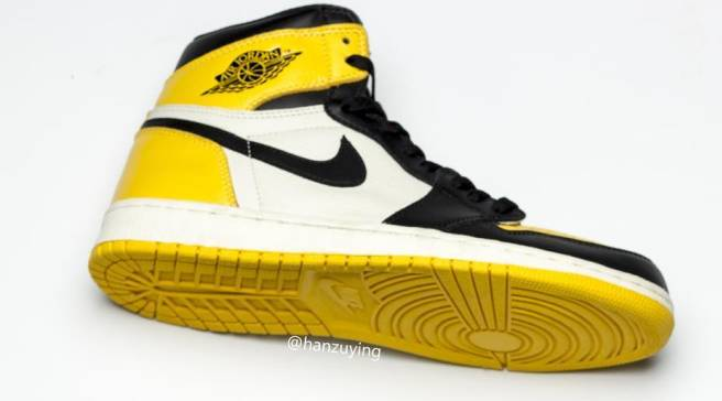 df7bd39b795e  Yellow Toe  Air Jordan 1s Rumored to Release This Summer