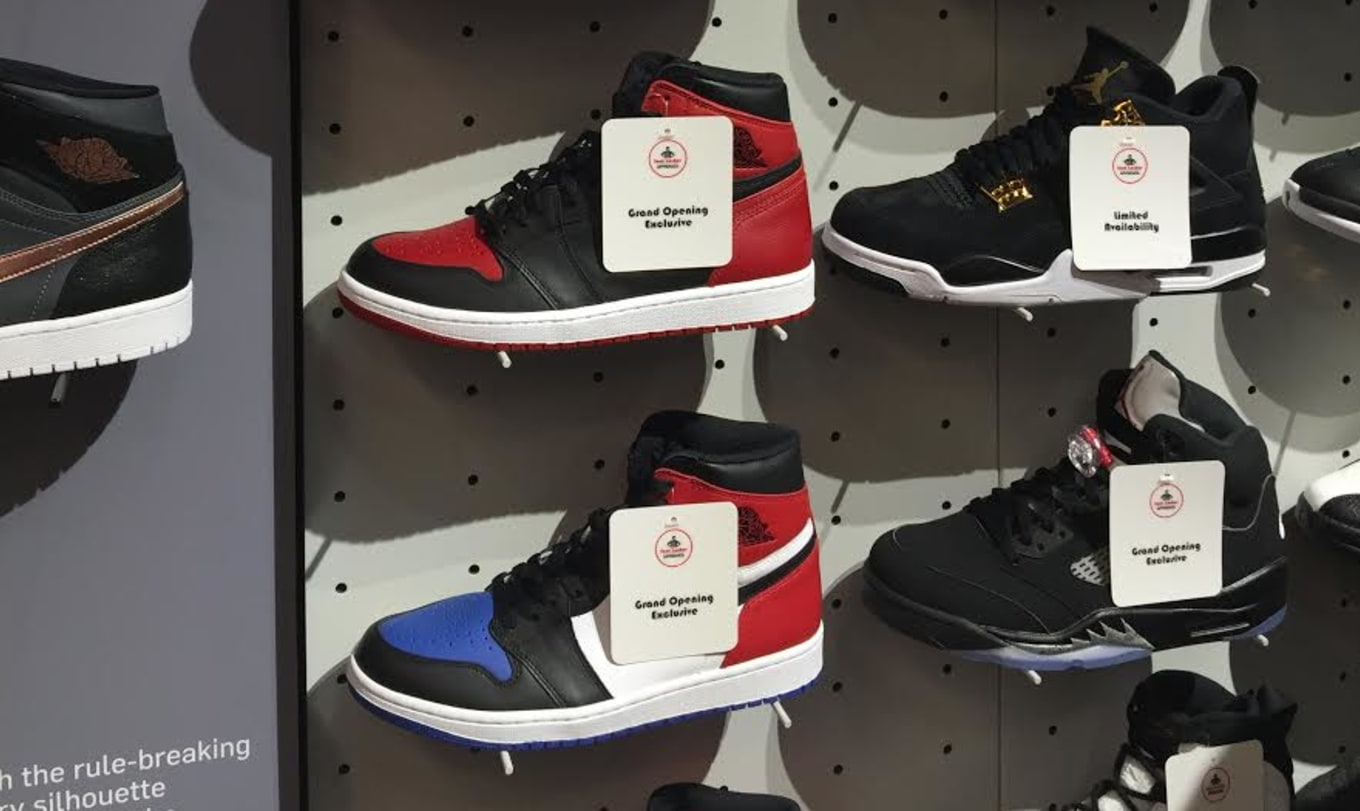 various colors 98c51 46860 Images via Complex Original. Foot Locker ...