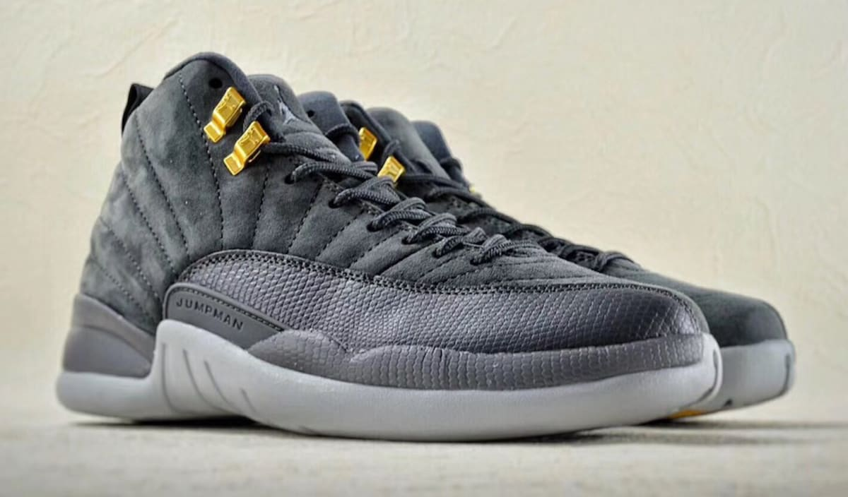 a905e156bbf ... germany air jordan 12 dark grey 2017 release date 130690 005 sole  collector 9dc3a 9afd0