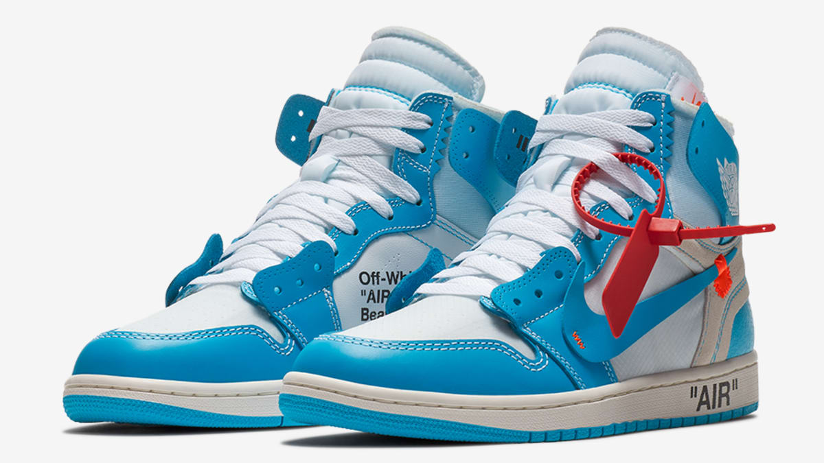 fbefcc5fd10679 Off-White x Air Jordan 1  UNC  Nike SNKRS Exclusive Access