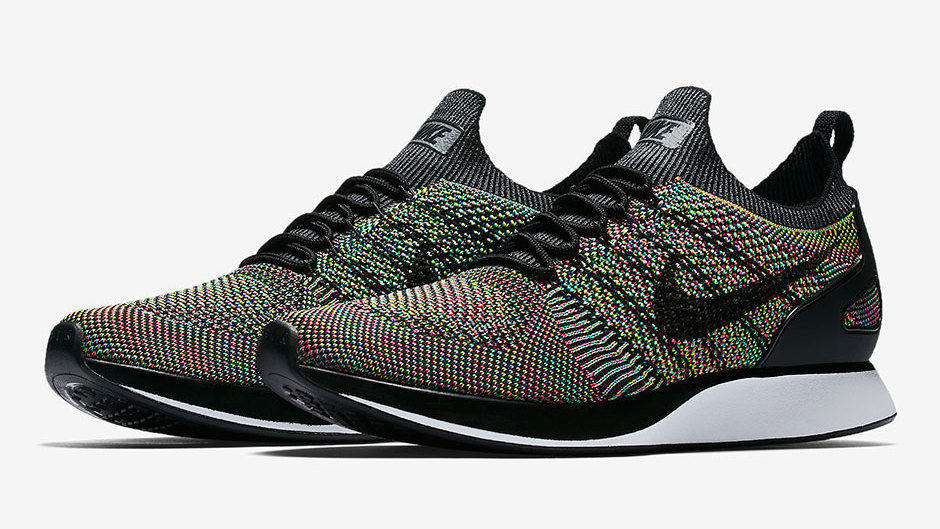 best service e2419 b1a6d Nike Zoom Mariah Flyknit Racer  Multi-Color  Release Date 917658-101   Sole  Collector
