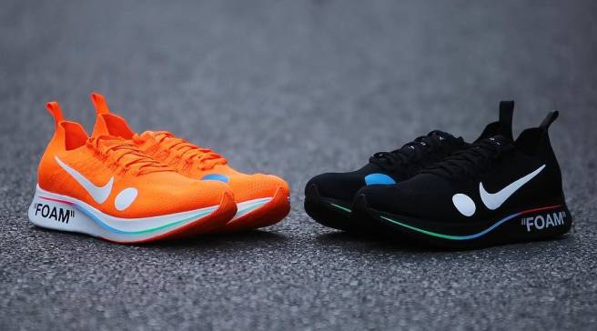 af20b3e32c2b Another Chance to Cop Off-White x Zoom Fly Mercurials