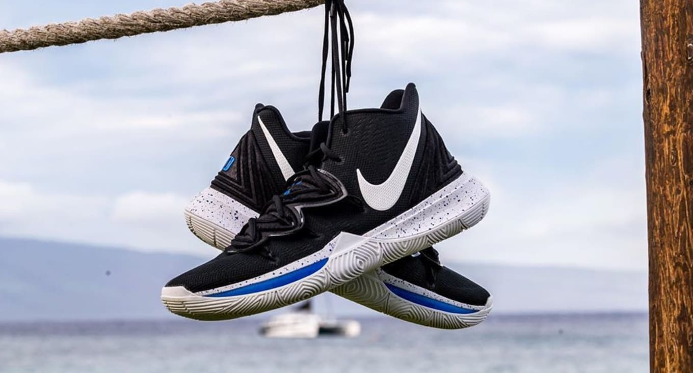 Duke Gets Nike Kyrie 5 PEs for the Maui Invitational 83d9cce49