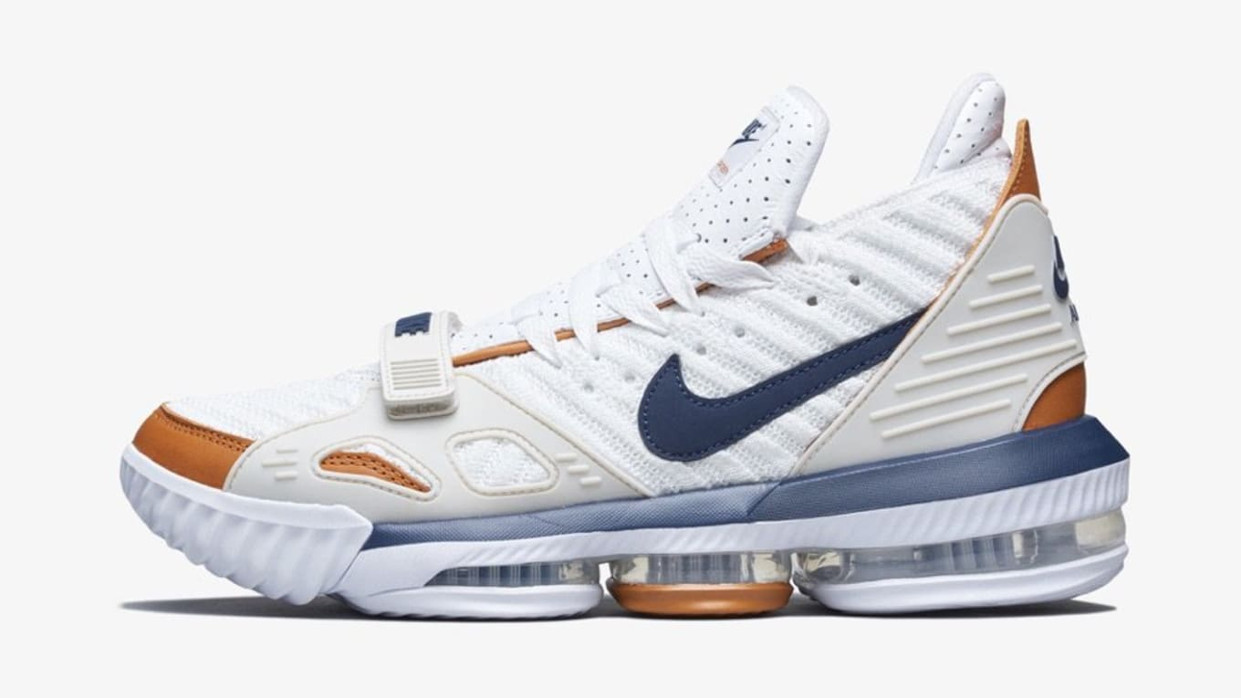 47cfac411cb12 New Images of the  Medicine Ball  Nike LeBron 16. LeBron knows.