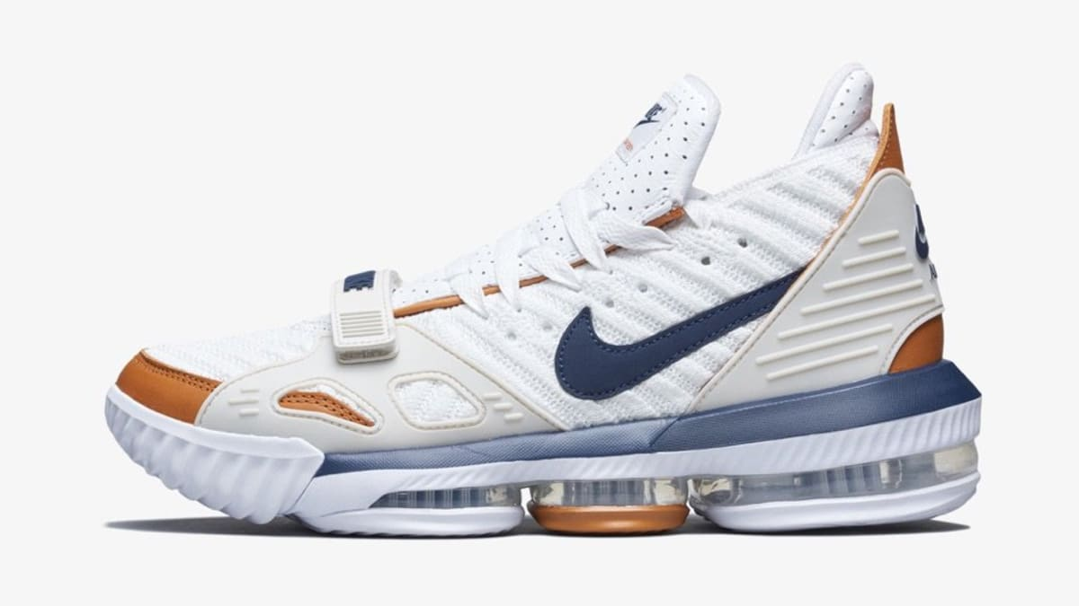 separation shoes b7101 5a1dd Nike LeBron 16  Air Trainer 3 Medicine Ball  Release Date   Sole Collector