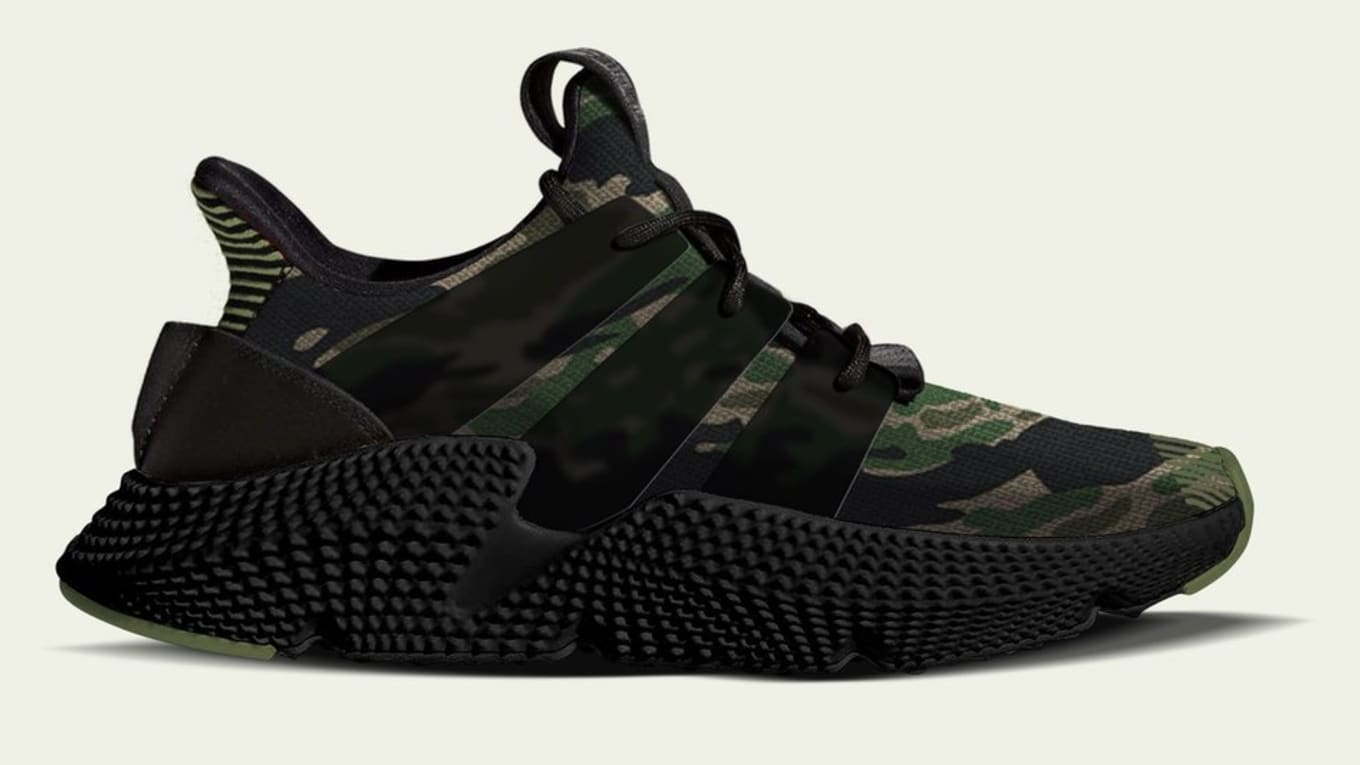 buy online f33af a2dab Undefeated x Adidas Prophere Releasing Soon. Here is a preview of the  upcoming pair.