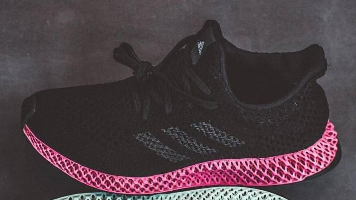 Adidas Futurecraft 4D 2018