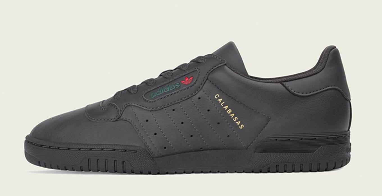 Adidas Yeezy Powerphase  Calabasas  - Black fe2c27eb2