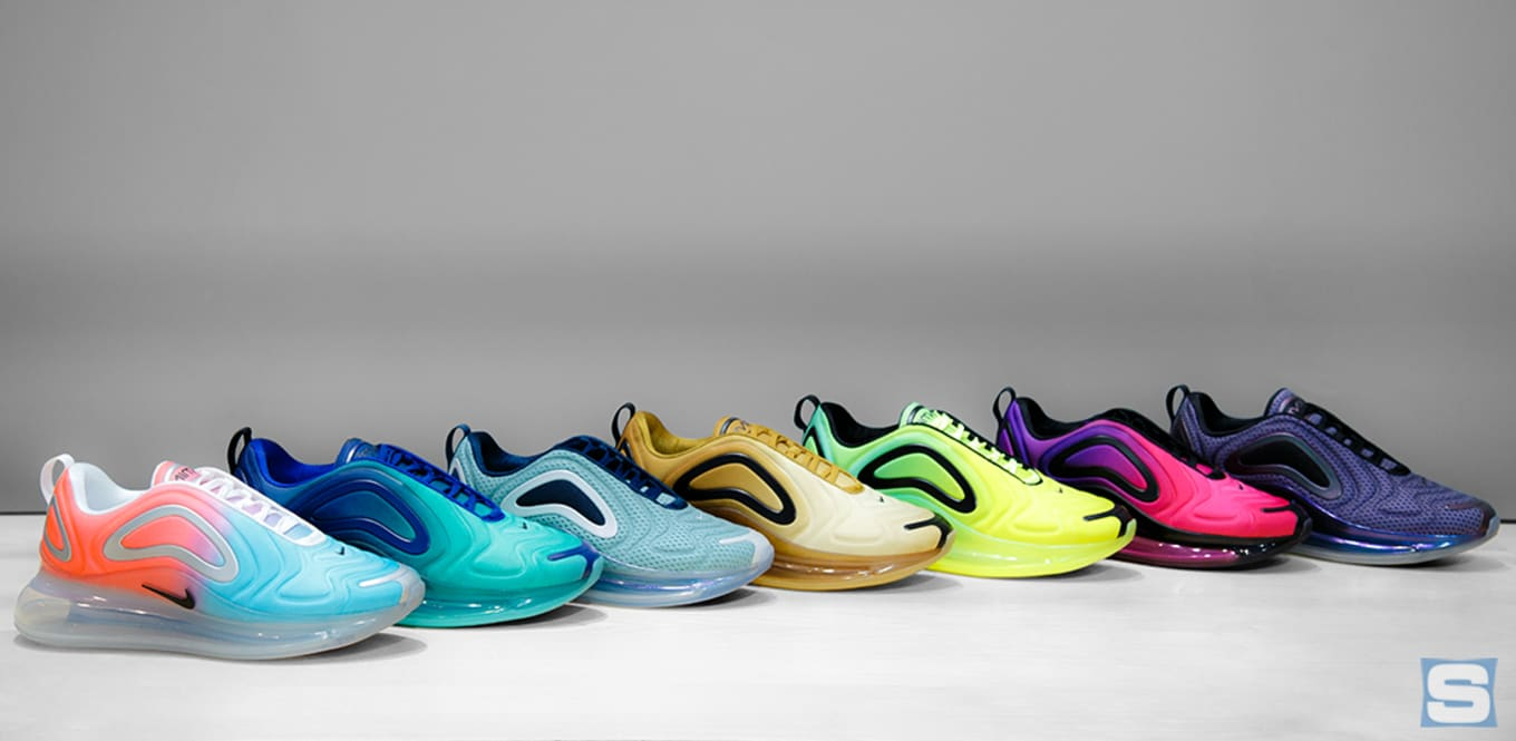 pretty nice 59cc8 041d0 The Ambitious Story of the Nike Air Max 720
