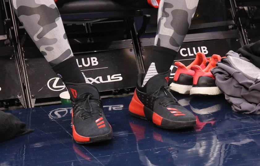 separation shoes 54bdb 019ef ... germany mi adidas dame lillard 3 release date sole collector 80f9d c905a