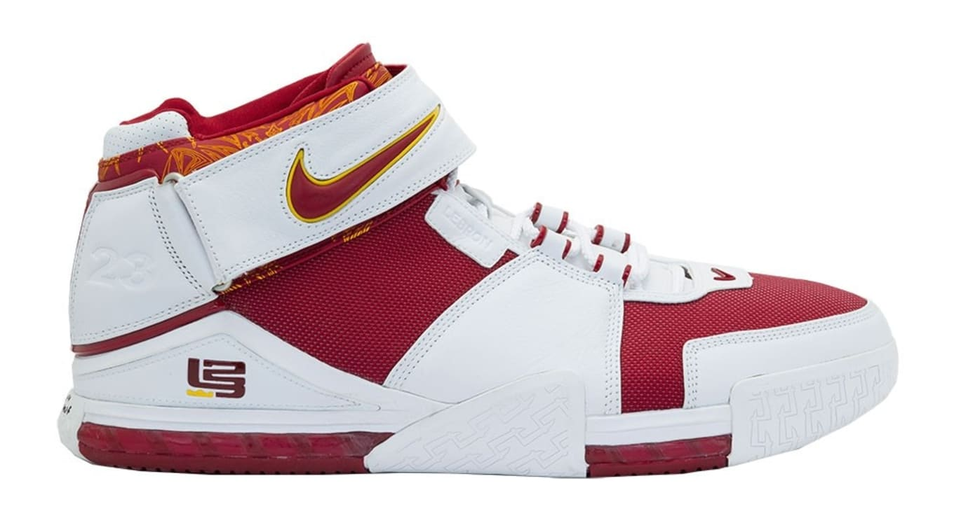 0c3004e4ad6e LeBron James  I Promise School Game-Worn Nikes Available Now