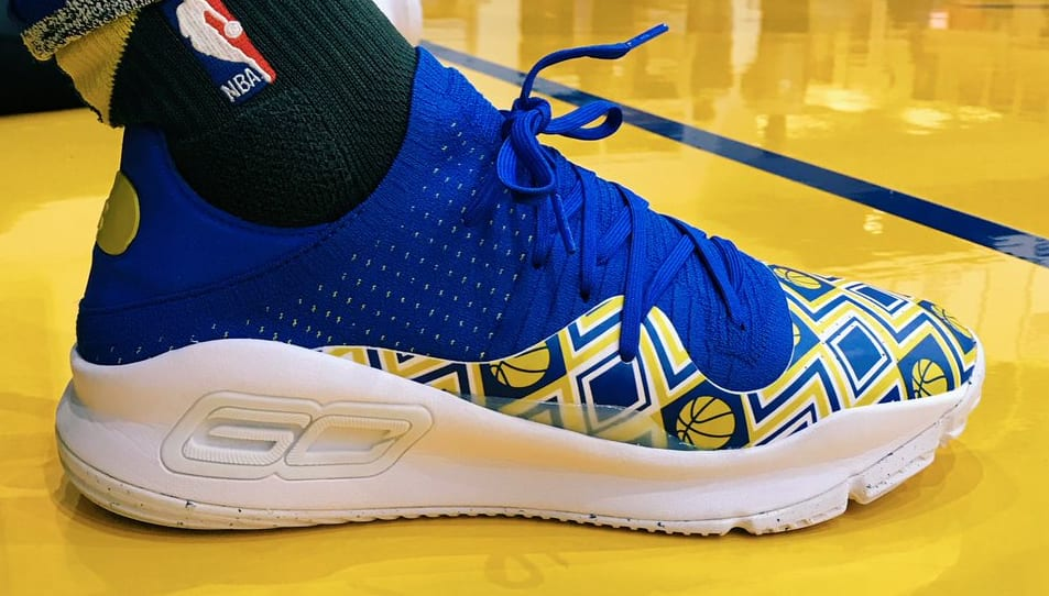Under Armour Curry 4 Low Dance Cam Mom Pe Discount
