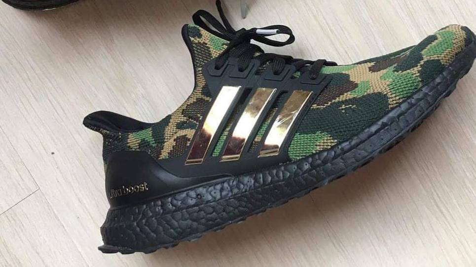 027ef5737d5 Bape x Adidas Ultra Boost Collaboration Release Date
