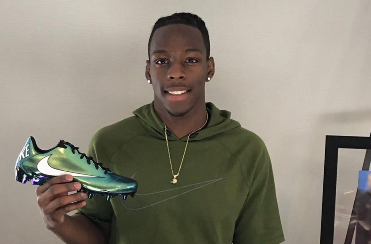 1733148cc4c4 Nike Takes Shot Adidas Island John Ross