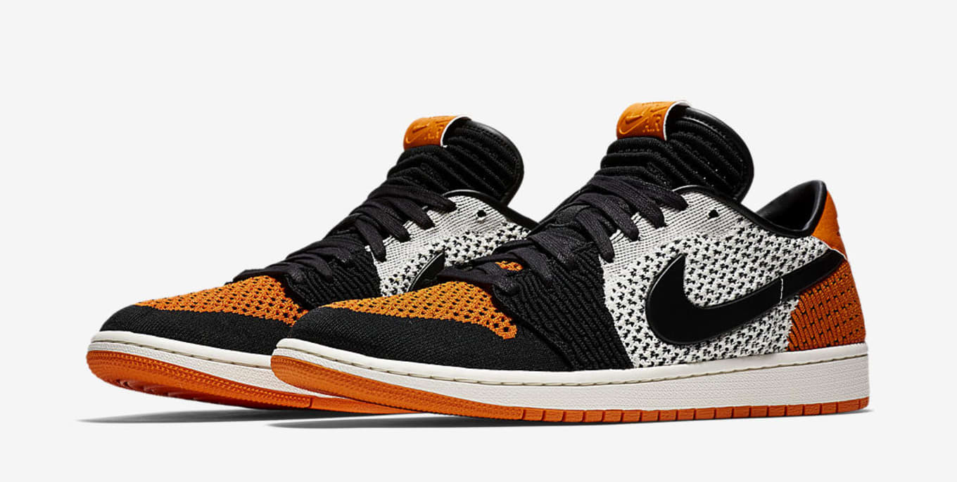 17dd95a6a9811 Air Jordan 1 Low Flyknit Shattered Backboard Release Date