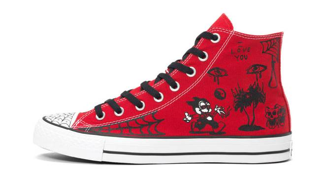 0d738d37c0 Pro Skater Sean Pablo Designed His Own Converse Chuck Taylors