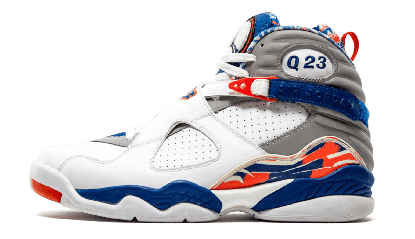 sports shoes 25a3e ac22d Quentin Richardson Explains How He Got His Jordan Brand Deal