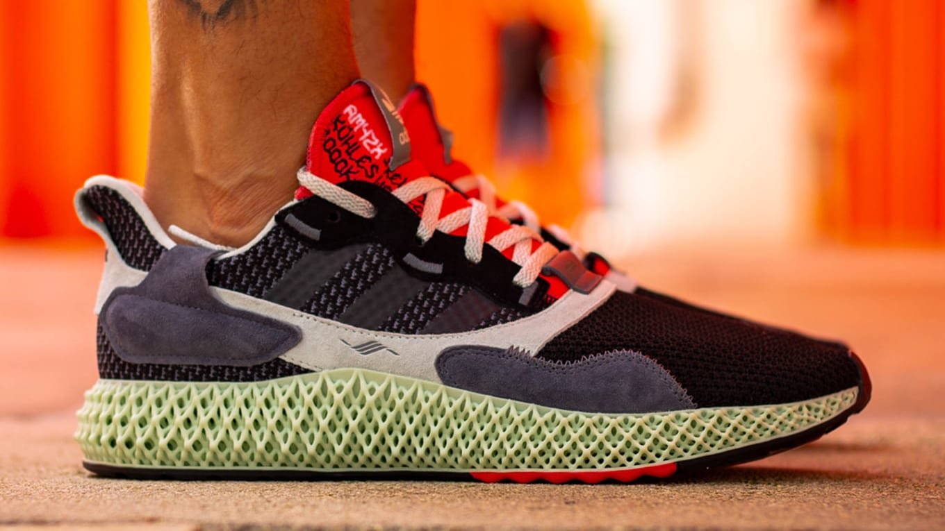d395c96cd An Early Look at Adidas  Next 4D Printed Sneaker