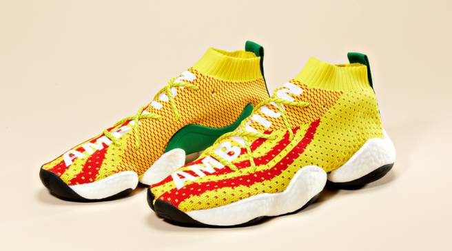 0dabdd4da Pharrell s Exclusive Adidas BYW Shoes Are Coming Back