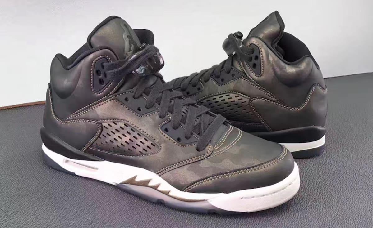 buy popular b056a fe590 Air Jordan 5 Heiress Camo Release Date 919710-030   Sole Collector