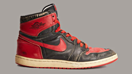 4c83b8ba17832 The  Banned  Air Jordan 1 Will Reportedly Return in OG Form for Black  Friday 2019