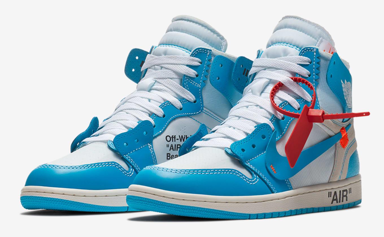 d080f316758d88 Off-White x Air Jordan 1  UNC  Nike SNKRS Exclusive Access