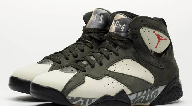 half off b7f1d 63622 Another Patta x Air Jordan 7 Colorway Has Surfaced