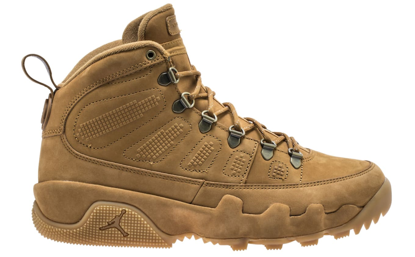 info for 067cb b6f15 Air Jordan 9 Retro Boot  Wheat